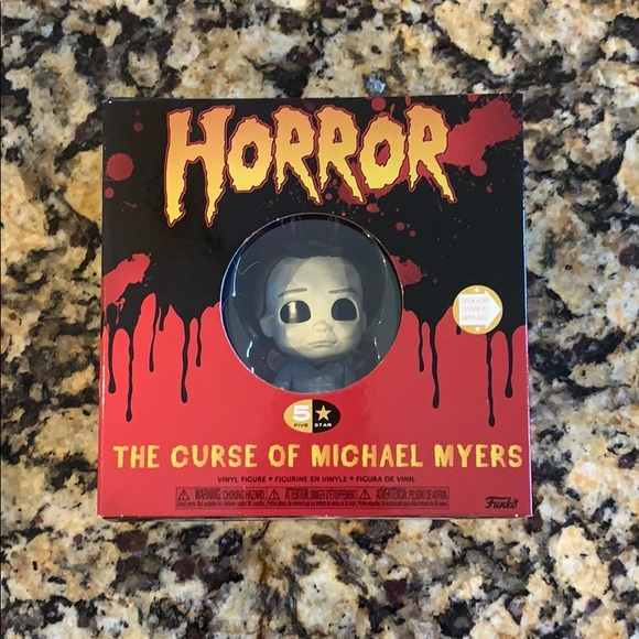 Funko Other - Funko 5 Star Vinyl - The Curse Of Michael Myers